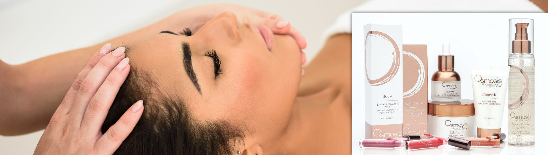 Osmosis Spa Facials