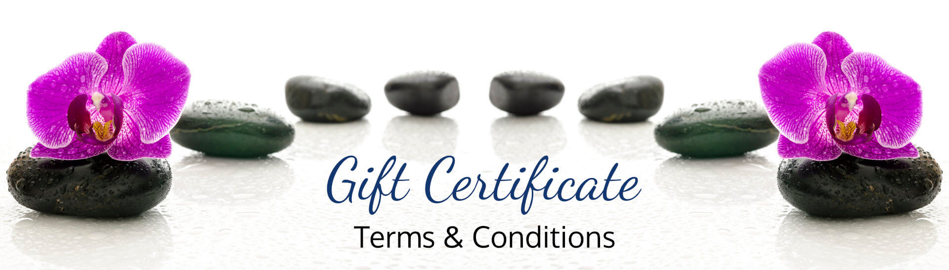 gift certificate terms & conditions